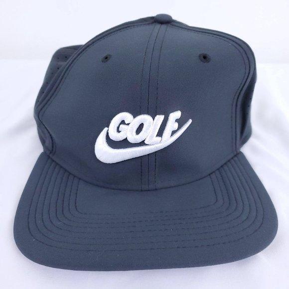 Nike Golf Adjustable Logo Truck Hat OS